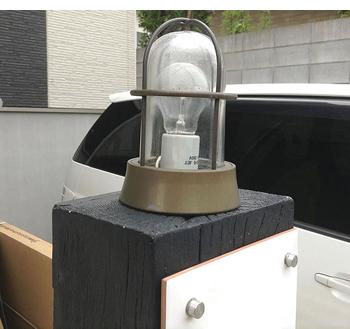 電灯設置例